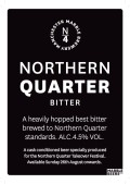 Marble Northern Quarter Bitter