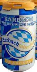 Karbach Karbachtoberfest