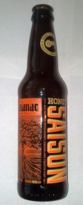Almanac Honey Saison
