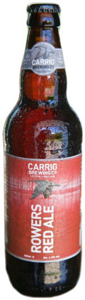Carrig Rowers Red Ale