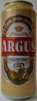 Argus Niepasteryzowany (Unpasturized)