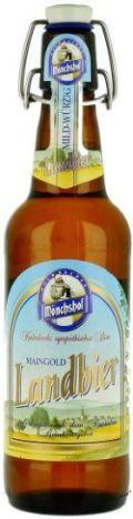 Kulmbacher Mönchshof Maingold Landbier