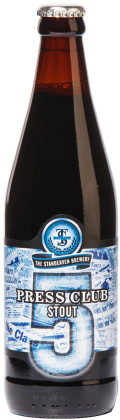 The Standeaven NO.5 Press Club Stout