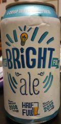 Half Full Bright Ale