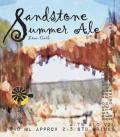 Beaten Track Sandstone Summer Ale