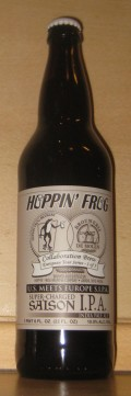 Hoppin' Frog / De Molen Super-Charged Saison IPA