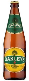 Tesco Oakleys Original Cider