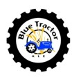 Clay Pipe Blue Tractor Ale