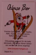 Hohgant Chlouse-Bier (Winter-Bier)