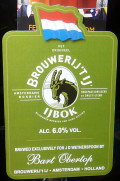 Batemans / Brouwerij 't IJ IJbok