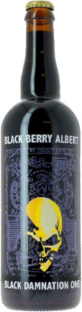 Struise Black Damnation I - Black Berry Albert