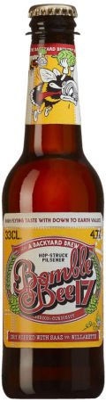 Backyard Brew Bomble Bee 17