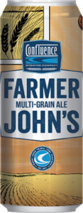 Confluence Farmer John's Multi-Grain Ale