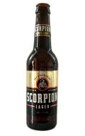 Scorpion Lager Beer