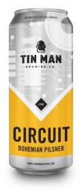 Tin Man Circuit Bohemian Pilsner