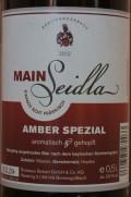 Main Seidla Amber Spezial