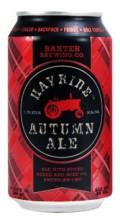 Baxter Hayride Autumn Ale