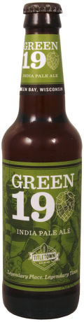 Titletown Green 19 IPA