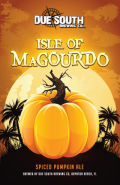 Due South Isle of MaGourdo Pumpkin Ale