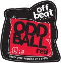 Offbeat Odd Ball Red (4.2%)