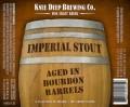 Knee Deep Bourbon Barrel Imperial Stout