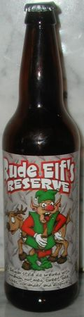 Fegley's Brew Works Rude Elf's Reserve