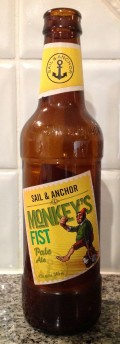 Sail & Anchor Monkey's Fist Pale Ale