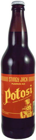 Potosi Stingy Jack Pumpkin Ale