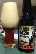 Black Dog Junk Yard Dog Double IPA