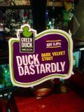 Green Duck Duck Dastardly