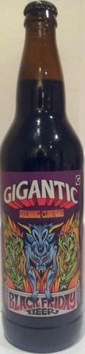 Gigantic Black Friday Beer