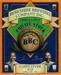 Berkshire Cabin Fever Ale