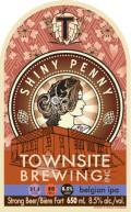 Townsite Shiny Penny Belgian IPA