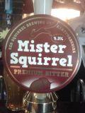 Red Squirrel Mr Squirrel