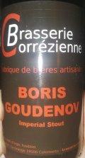Corrézienne Boris Goudenov