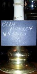 Blue Monkey Monkey Wrench