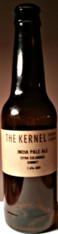 The Kernel India Pale Ale Citra Columbus Summit