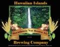 Hawaiian Islands Macadamia Nut Brown Ale