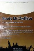 Brew Wharf Hooty McOwlface