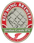 Red Wing Jordan Creek IPA