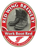Red Wing Work Boot Red