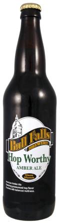 Bull Falls Hop Worthy Amber Ale