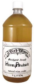J. Bird Honey Rhubarb Mead