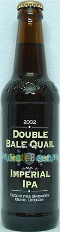 Deschutes Double Bale Quail Imperial IPA