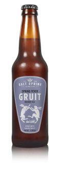Saltspring Spring Fever Gruit Ancient Ale
