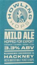 Howling Hops Mild Ale
