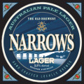 Old Brewery Narrows Lager