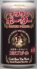 Echigo Brown Porter