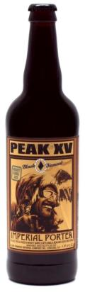 Black Diamond Peak XV (Whiskey Barrel)