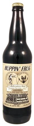 Hoppin' Frog / Fanø Natasha Røcks America Chocolate Rye Imperial Stout